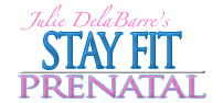 Stay Fit Prenatal Logo